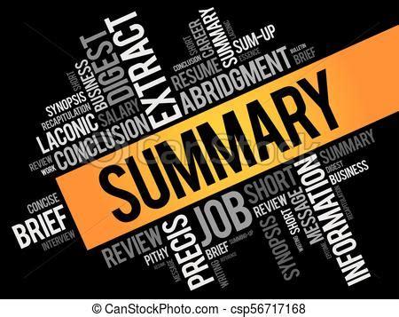 Cosmetics business plan summary