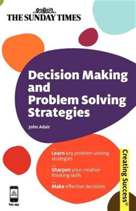 Teaching problem-solving skills Centre for Teaching